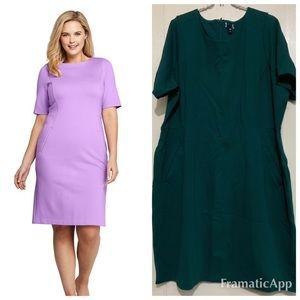 NWOT Lands' End Dress Size 20 W